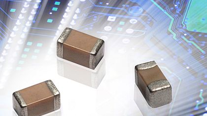 Ultra-miniature chip capacitors for RF and microwave communications introduced by AVX