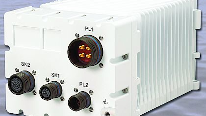 Rugged computer for radar processing in UAVs and combat vehicles introduced by Curtiss-Wright