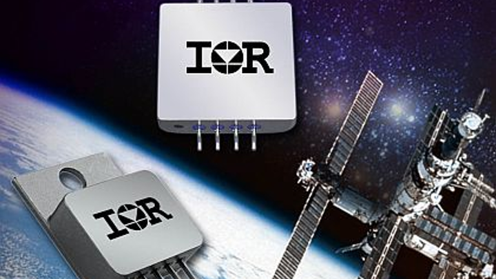 Rad-hard voltage regulators for use in space introduced by International Rectifier