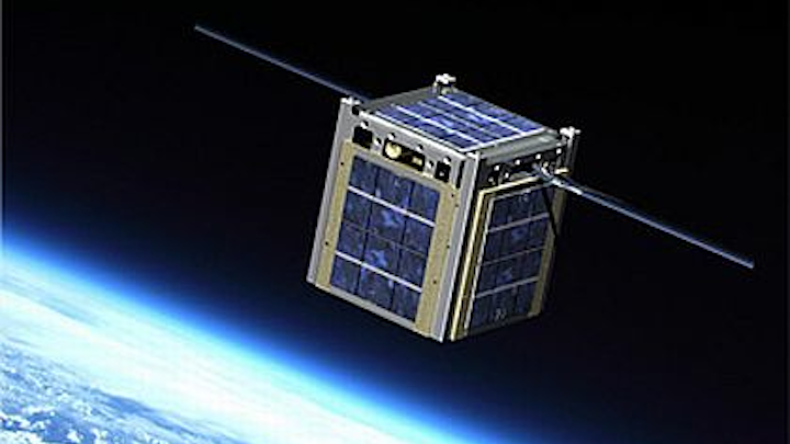 Raytheon to help develop small satellites to give persistent-surveillance data to the front lines
