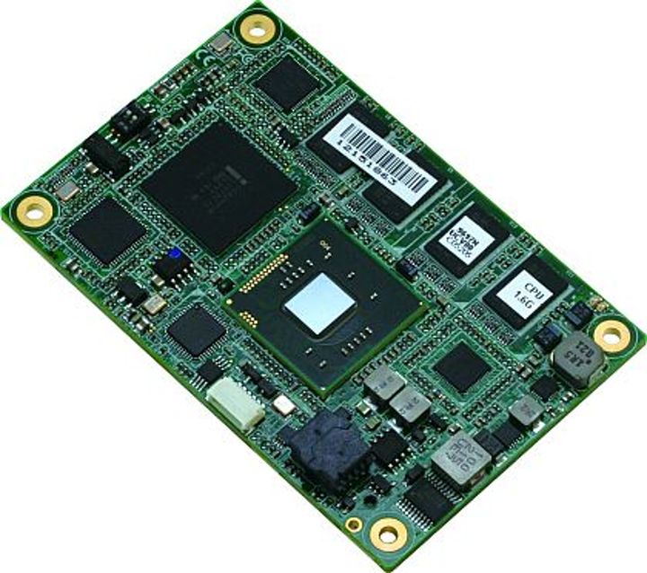 COM Express module for rugged small-form-factor embedded computing introduced by AAEON