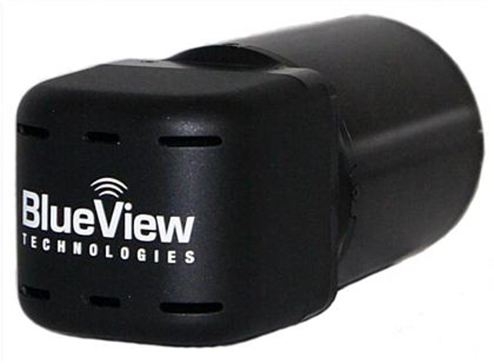 Teledyne BlueView begins shipping tiny imaging sonar suitable small submarines and UUVs