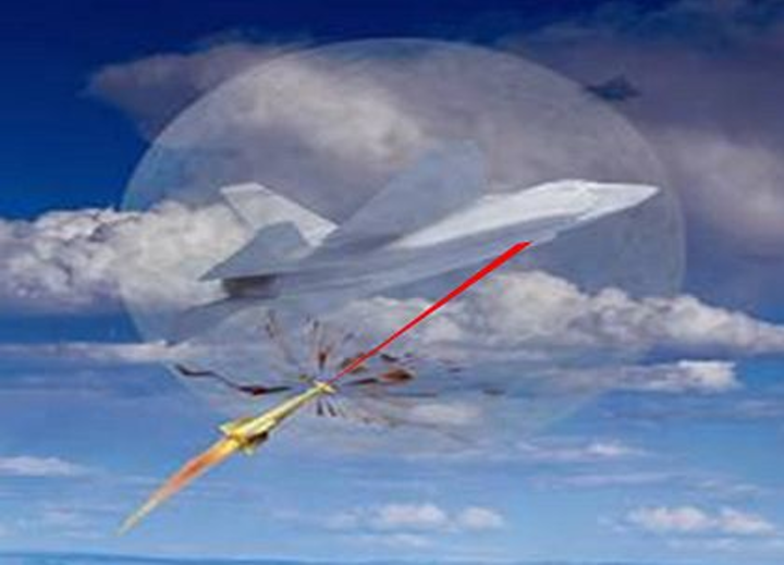 Laser tail gunners: DARPA seeks to use laser weapons to defend aircraft from rearward attack