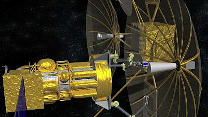 DARPA to brief industry on expanded program to reuse parts from orbiting dead satellites