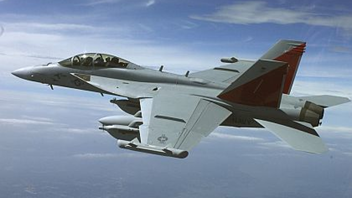Cobham to provide electronic warfare transmitter antennas for EA-6B and EA-18G aircraft