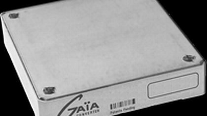 150-Watt half-brick avionics AC-DC front-end power supply introduced by Gaia Converter