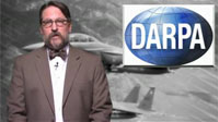 Video: DARPA envisions munitions that fall upward in the ocean to attack on the surface
