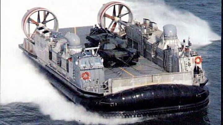 Navy looks to Aitech for embedded computing boards on LCAC amphibious landing craft