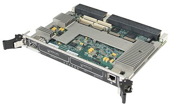 Core i7 embedded computing board introduced by Mercury for image and radar processing
