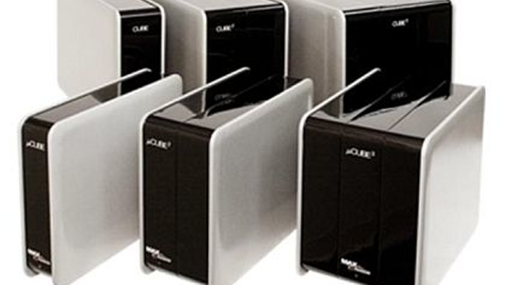 Desktop expansion enclosures linking to laptops by PCI Express introduced by One Stop Systems