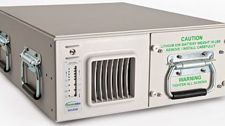 Rugged UPS to provide AC or DC power to military equipment introduced by Acumentrics