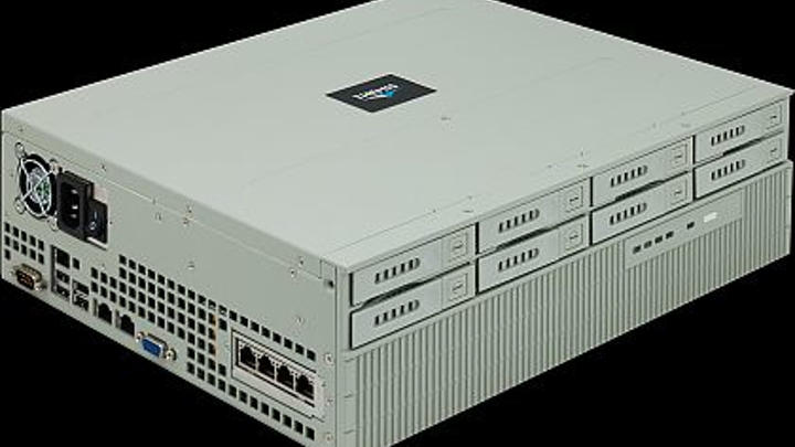 Rugged server for SWAP-constrained military and industrial use introduced by Themis