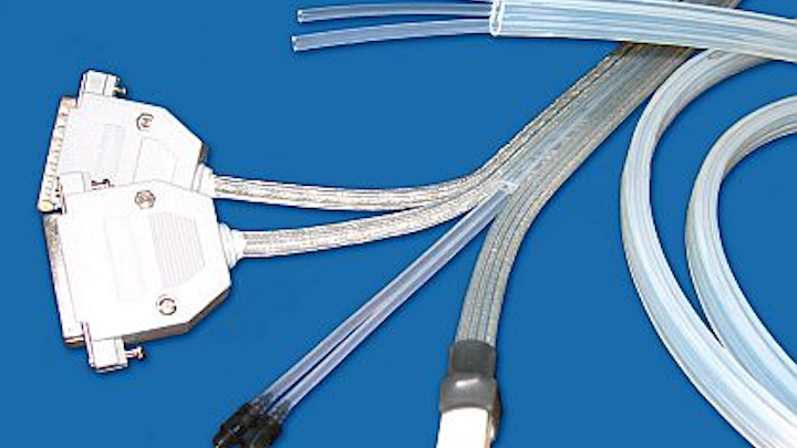 Flexible flat silicone cables for robotics and mobile teleconferencing introduced by Cicoil