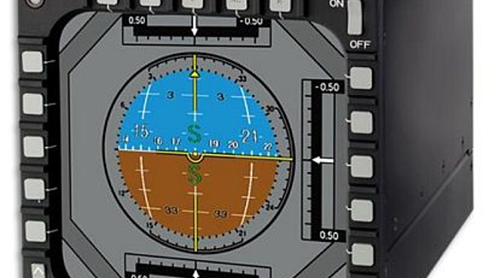 Air Force takes first step in replacing obsolete CRT displays in F-15E jet fighter-bomber