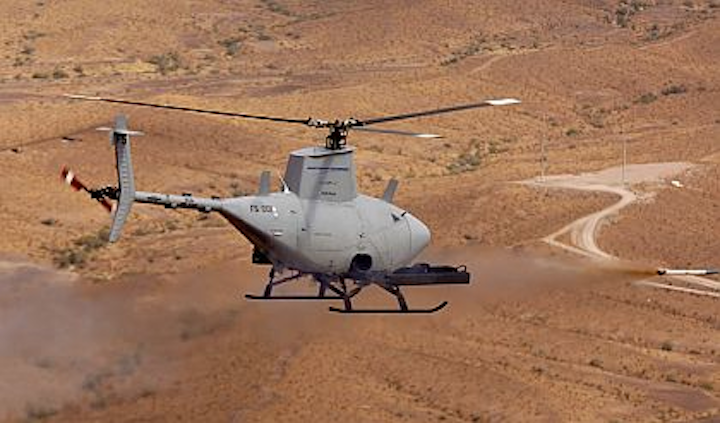 Navy surveys industry about unmanned helicopter systems as part of VTUAV roadmap