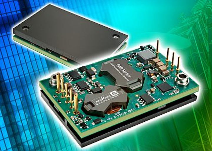 150 Watt isolated DC-DC converters for RF power amplifier applications introduced by Murata