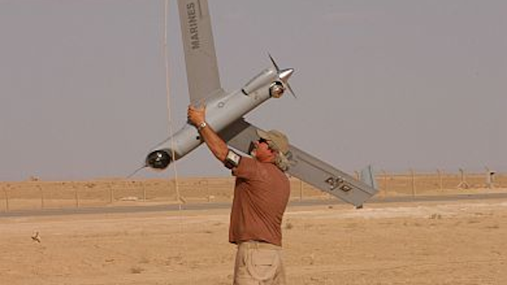 Special Operations looks to Insitu and ScanEagle UAV for 24/7 ISR services