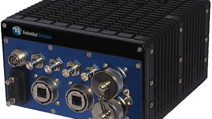 Embedded computing enclosure for extended-temperature applications introduced by ADL