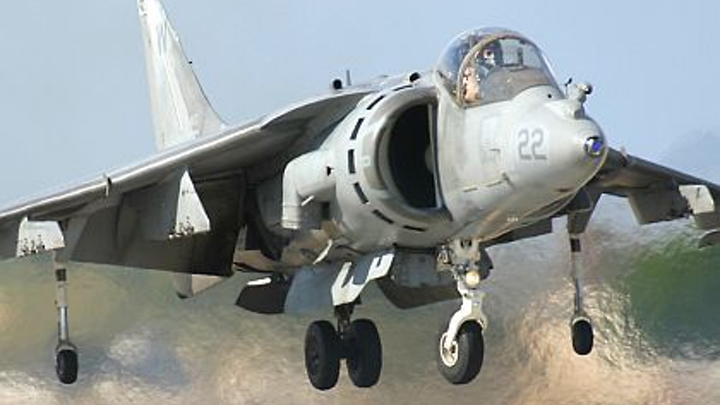 Navy to install FACE-based avionics computer upgrade in Marine Corps AV-8B attack jet fleet