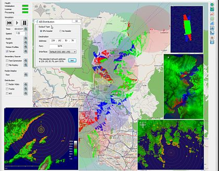 Software tool for radar display test and validation introduced by Cambridge Pixel