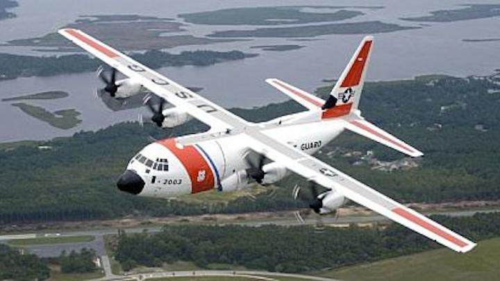 Coast Guard looks to ITT Exelis for long-range surveillance radar for HC-130J aircraft
