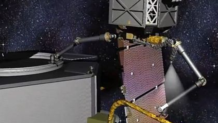 DARPA releases solicitation for expanded program to reuse parts from orbiting dead satellites