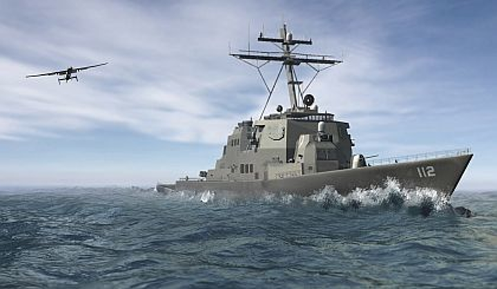 DARPA TERN program seeks to operate long-endurance UAVs from fleets of small ships