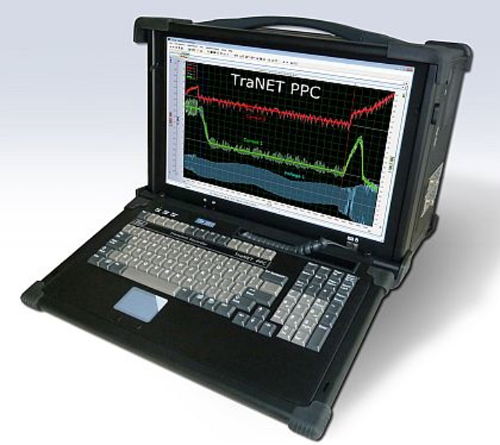 Rugged transient data recorder for in-the-field measurements introduced by Elsys