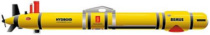 Hydroid in full production of REMUS 600 UUV for Navy Littoral Battlespace Sensing program
