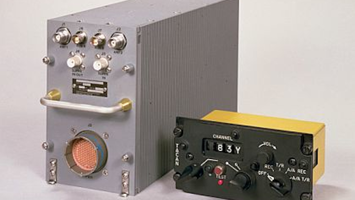 Army surveys industry for avionics companies able to repair components in AN/ARN-153 TACAN