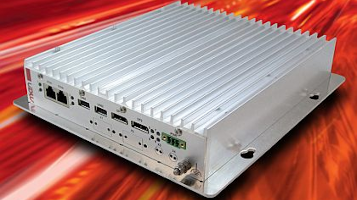 Rugged embedded computer that combines CPU and GPU processing introduced by MEN Micro