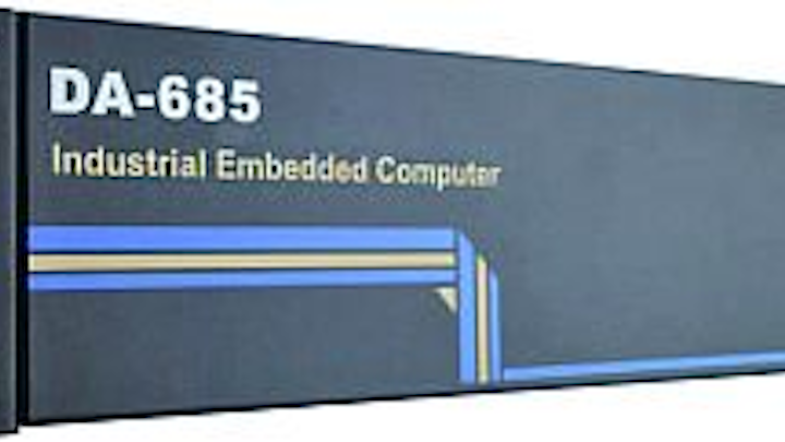 Rugged industrial embedded computer with Intel Atom D510 processor introduced by Moxa