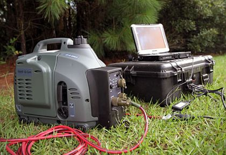 Marines look to QinetiQ to provide portable power for battery charging in the field