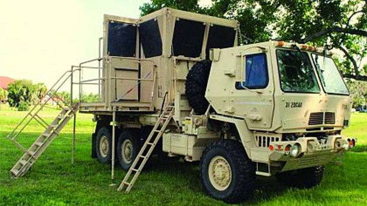 Army begins acceptance of mobile military air traffic control towers from Sierra Nevada