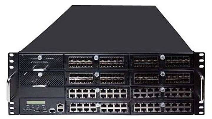 Quad-processor rackmount computer for embedded control introduced by WIN Enterprises