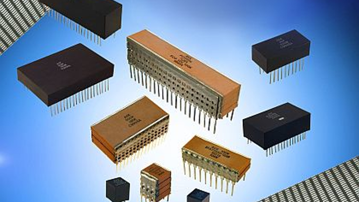 MLC capacitors for high-current, -power, and -temp applications introduced by AVX