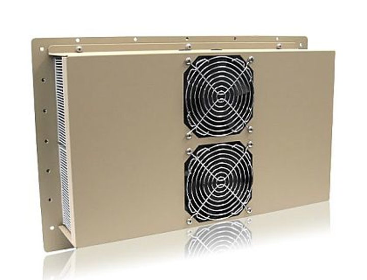 Military-grade thermoelectric air conditioner for cooling electronics introduced by EIC Solutions