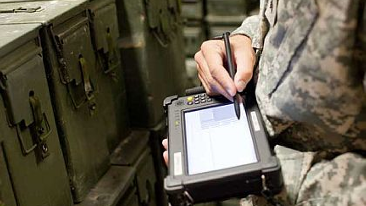 Navy considers bomb-disposal applications that run on tablet computers or smart phones