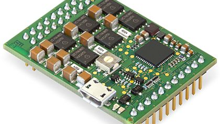 Servo controller for robotics, automation, and manufacturing introduced by Maxon Motor