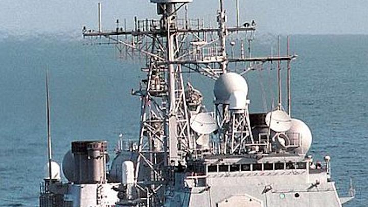 Northrop Grumman chooses Curtiss-Wright digital radio equipment for Navy InTop program