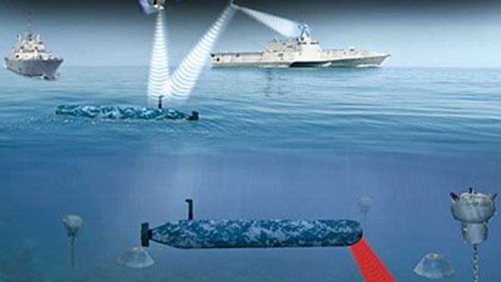 General Dynamics Knifefish UUV team eyes production after completing critical design review