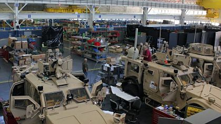 Army chooses rugged Ethernet vetronics networking from Sixnet for deploying MRAPs