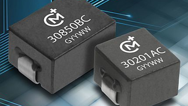 Power inductors for noise reduction in high-current power supplies introduced by Murata