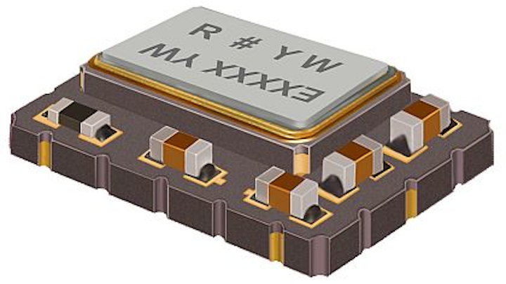High-rel TCXO for aerospace and defense and LTE networks introduced by Rakon UK