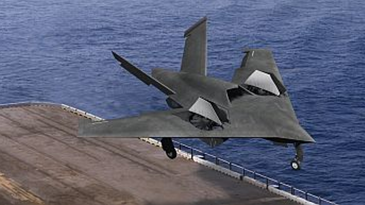 Solicitation released for TERN program to operate long-endurance UAVs from small ships