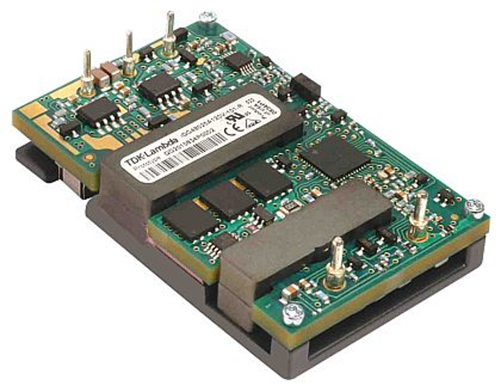 DC-DC converters for robotics, test, and industrial control introduced by TDK Lambda