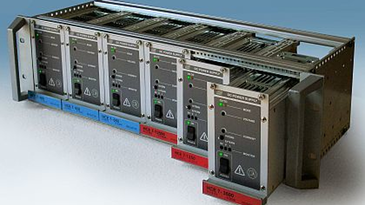 AC-DC regulated power converters for high-voltage applications introduced by UltraVolt