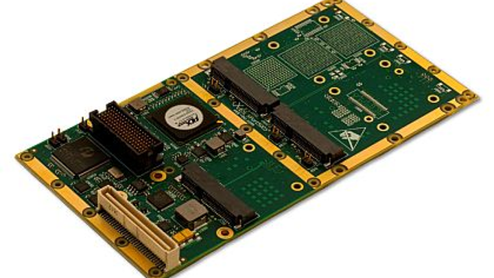 Rugged XMC for military, aerospace, vehicle, and rail applications introduced by X-ES