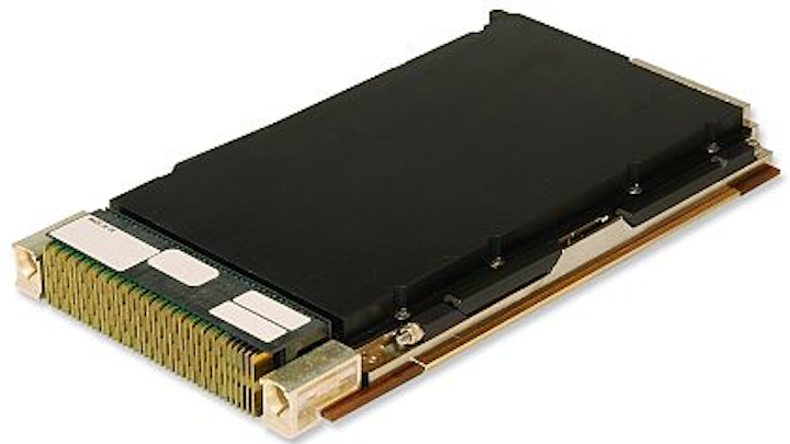3U VPX single-board computer based on 4th generation Intel Core i7 introduced by GE