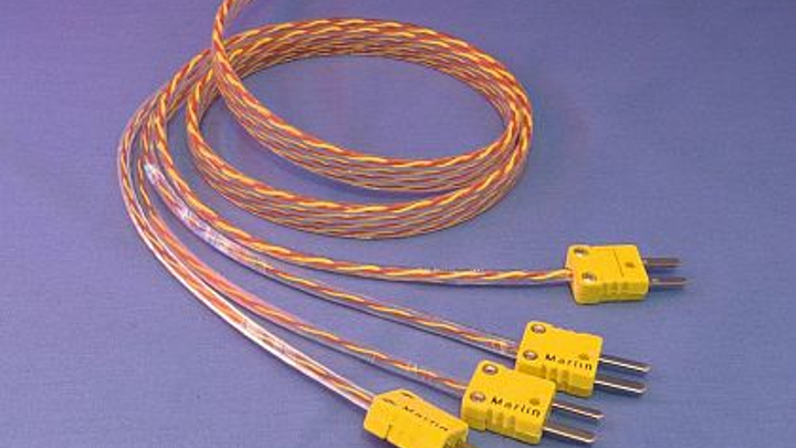 Rugged flexible Thermocouple cables for hot, harsh environments introduced by Cicoil